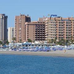 Hotel Pyr Fuengirola пляж