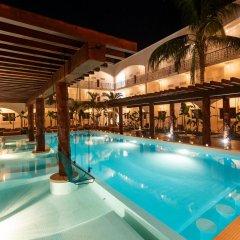 Playa Del Carmen Hotel By H&a Плая-дель-Кармен бассейн фото 2