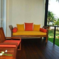 Отель Mermaid Hotel & Club Шри-Ланка, Ваддува - отзывы, цены и фото номеров - забронировать отель Mermaid Hotel & Club онлайн балкон