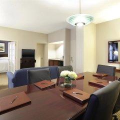 Отель Sheraton Suites Columbus США, Колумбус - отзывы, цены и фото номеров - забронировать отель Sheraton Suites Columbus онлайн комната для гостей фото 2