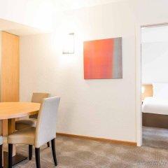 Отель Novotel Gent Centrum Бельгия, Гент - 3 отзыва об отеле, цены и фото номеров - забронировать отель Novotel Gent Centrum онлайн комната для гостей фото 2