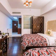 Отель Private Enjoyed Home JinYuan Apartment Китай, Гуанчжоу - отзывы, цены и фото номеров - забронировать отель Private Enjoyed Home JinYuan Apartment онлайн фото 2