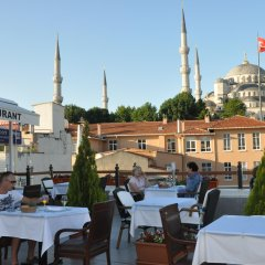 Sarnic Hotel (Ottoman Mansion) питание фото 2