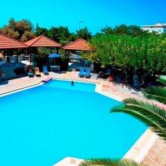 Hotel Gortyna бассейн