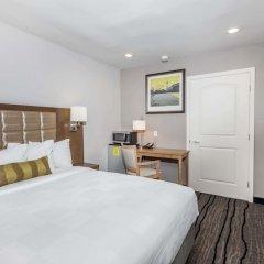 Отель Travelodge by Wyndham Berkeley США, Беркли - отзывы, цены и фото номеров - забронировать отель Travelodge by Wyndham Berkeley онлайн комната для гостей фото 4