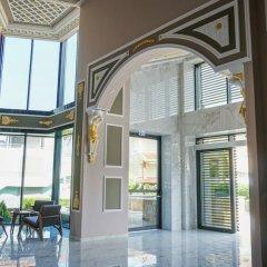Отель Agnes Deluxe Греция, Пефкохори - отзывы, цены и фото номеров - забронировать отель Agnes Deluxe онлайн интерьер отеля