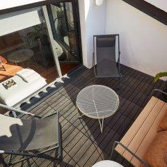 Отель Bubusuites Испания, Валенсия - отзывы, цены и фото номеров - забронировать отель Bubusuites онлайн балкон