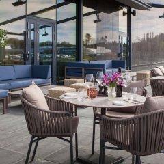 Отель Scandic Flesland Airport гостиничный бар