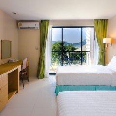Отель Arogya Healing Center комната для гостей
