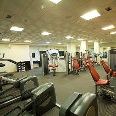 Отель Gran Melia Palacio De Isora Resort & Spa Алкала фитнесс-зал