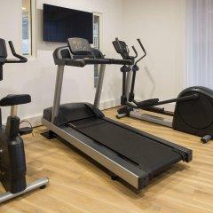 Отель Aparthotel Adagio Liverpool City Centre фитнесс-зал