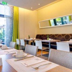 Отель acomhotel nürnberg ресторан