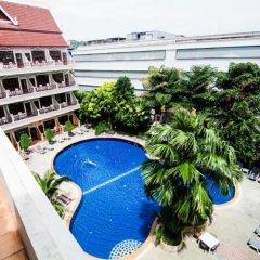 Отель Tony Resort балкон