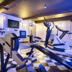 Отель Navarra Brugge Бельгия, Брюгге - 1 отзыв об отеле, цены и фото номеров - забронировать отель Navarra Brugge онлайн фитнесс-зал фото 2