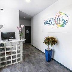 Отель Bajondillo Beach Cozy Inns - Adults Only интерьер отеля фото 2
