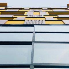 Отель SuiteLoc Apparthotel балкон