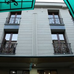 Daniel Boutique Hotel балкон