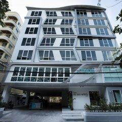 Отель Le Tada Residence Бангкок вид на фасад