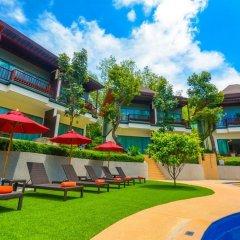 Курортный отель Crystal Wild Panwa Phuket бассейн фото 3
