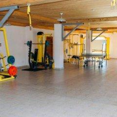 Отель Eko Resort Izki Поляна фитнесс-зал фото 2