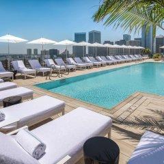 Отель Waldorf Astoria Beverly Hills Беверли Хиллс бассейн фото 2