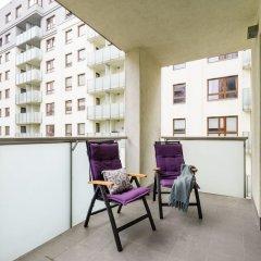 Апартаменты P&O Apartments Gieldowa балкон