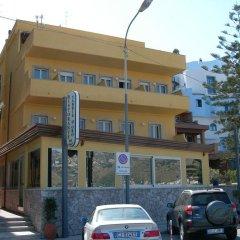 Отель Sabbie d'Oro Джардини Наксос парковка