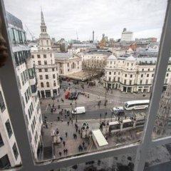 Отель Amba Hotel Charing Cross Великобритания, Лондон - 2 отзыва об отеле, цены и фото номеров - забронировать отель Amba Hotel Charing Cross онлайн балкон