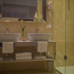 Hotel Miramare Чивитанова-Марке ванная