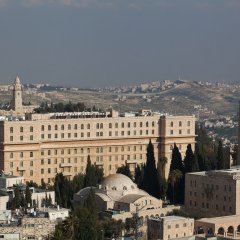 Leonardo Plaza Hotel Jerusalem Израиль, Иерусалим - 9 отзывов об отеле, цены и фото номеров - забронировать отель Leonardo Plaza Hotel Jerusalem онлайн фото 2