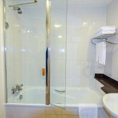 Отель Premier Inn Abu Dhabi Capital Centre ванная