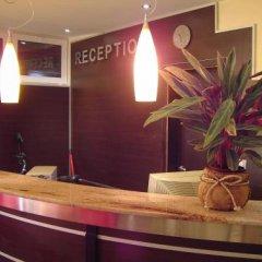 Отель Fresh Family Hotel Болгария, Равда - отзывы, цены и фото номеров - забронировать отель Fresh Family Hotel онлайн интерьер отеля