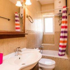 Отель Ilia Old Town Apartment Греция, Корфу - отзывы, цены и фото номеров - забронировать отель Ilia Old Town Apartment онлайн ванная