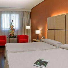 Hotel Silken Puerta de Valencia комната для гостей фото 5