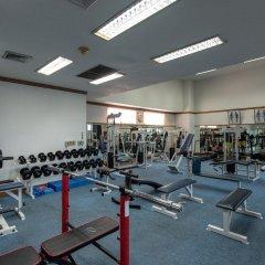 Montien Riverside Hotel фитнесс-зал