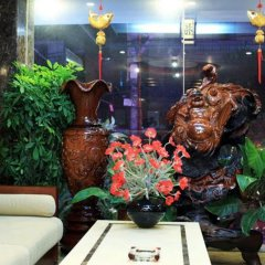 Отель Kim Hoang Long Нячанг гостиничный бар
