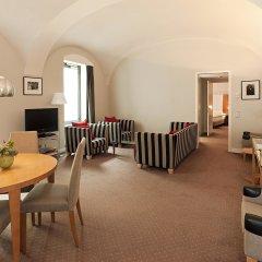 Отель Das Triest Вена комната для гостей