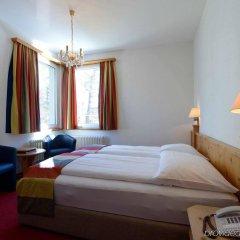 Отель Waldhaus am See Швейцария, Санкт-Мориц - отзывы, цены и фото номеров - забронировать отель Waldhaus am See онлайн комната для гостей фото 5