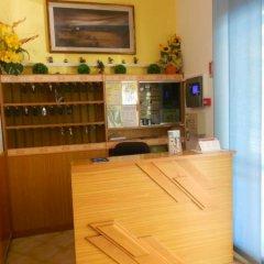 Отель Vevey Италия, Римини - отзывы, цены и фото номеров - забронировать отель Vevey онлайн интерьер отеля