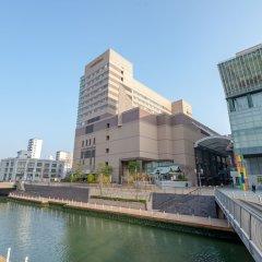 Okura Hotel Fukuoka Фукуока приотельная территория