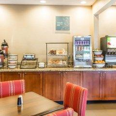 Отель Comfort Inn North/Polaris США, Колумбус - отзывы, цены и фото номеров - забронировать отель Comfort Inn North/Polaris онлайн питание фото 3