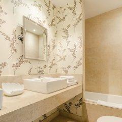 Отель Charming Goya Luxury Испания, Мадрид - отзывы, цены и фото номеров - забронировать отель Charming Goya Luxury онлайн ванная