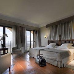 Отель Parador de Carmona комната для гостей фото 3