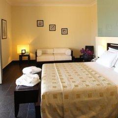 Отель Falconara Charming House & Resort Бутера комната для гостей фото 2