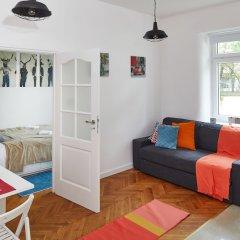Отель Lazienki Krolewskie Apartment Польша, Варшава - отзывы, цены и фото номеров - забронировать отель Lazienki Krolewskie Apartment онлайн комната для гостей фото 4