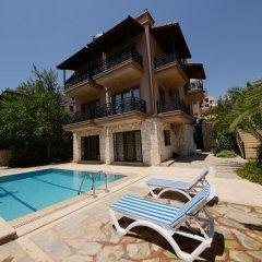 Kalkan Koc Apart Турция, Калкан - отзывы, цены и фото номеров - забронировать отель Kalkan Koc Apart онлайн бассейн фото 2