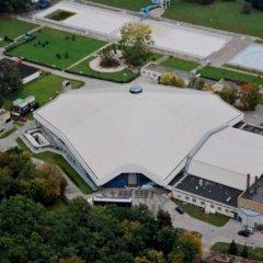 Hotel Orbita бассейн