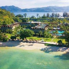 Отель Phuket Marriott Resort & Spa, Merlin Beach пляж