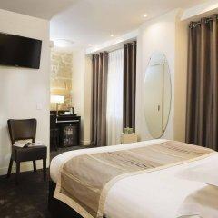 Отель Hôtel Lion d'Or Louvre Франция, Париж - 2 отзыва об отеле, цены и фото номеров - забронировать отель Hôtel Lion d'Or Louvre онлайн комната для гостей фото 4