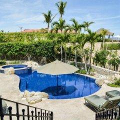 Отель Casa Juan Мексика, Сан-Хосе-дель-Кабо - отзывы, цены и фото номеров - забронировать отель Casa Juan онлайн бассейн
